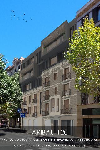Imagen 1 Promoción Obra Nueva 68 - Obra nueva en Barcelona / Aribau-Provença