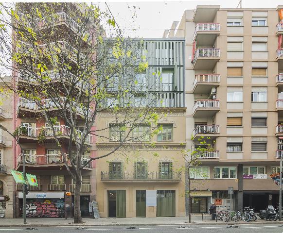 Imagen 1 Promoción Obra Nueva 130 - Obra nueva en Barcelona / Calle Aragó - Villarroel
