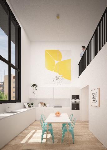 Imagen 4 Promoción Obra Nueva 106 - Obra nueva en Barcelona / Junto Paseo Maragall
