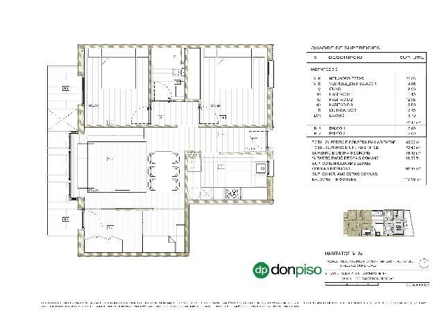 Imagen 12 Promoción Obra Nueva 126 - Obra nueva en Hospitalet De Llobregat (L´) /  Hospitalet Centro - Rambla Just Oliveres