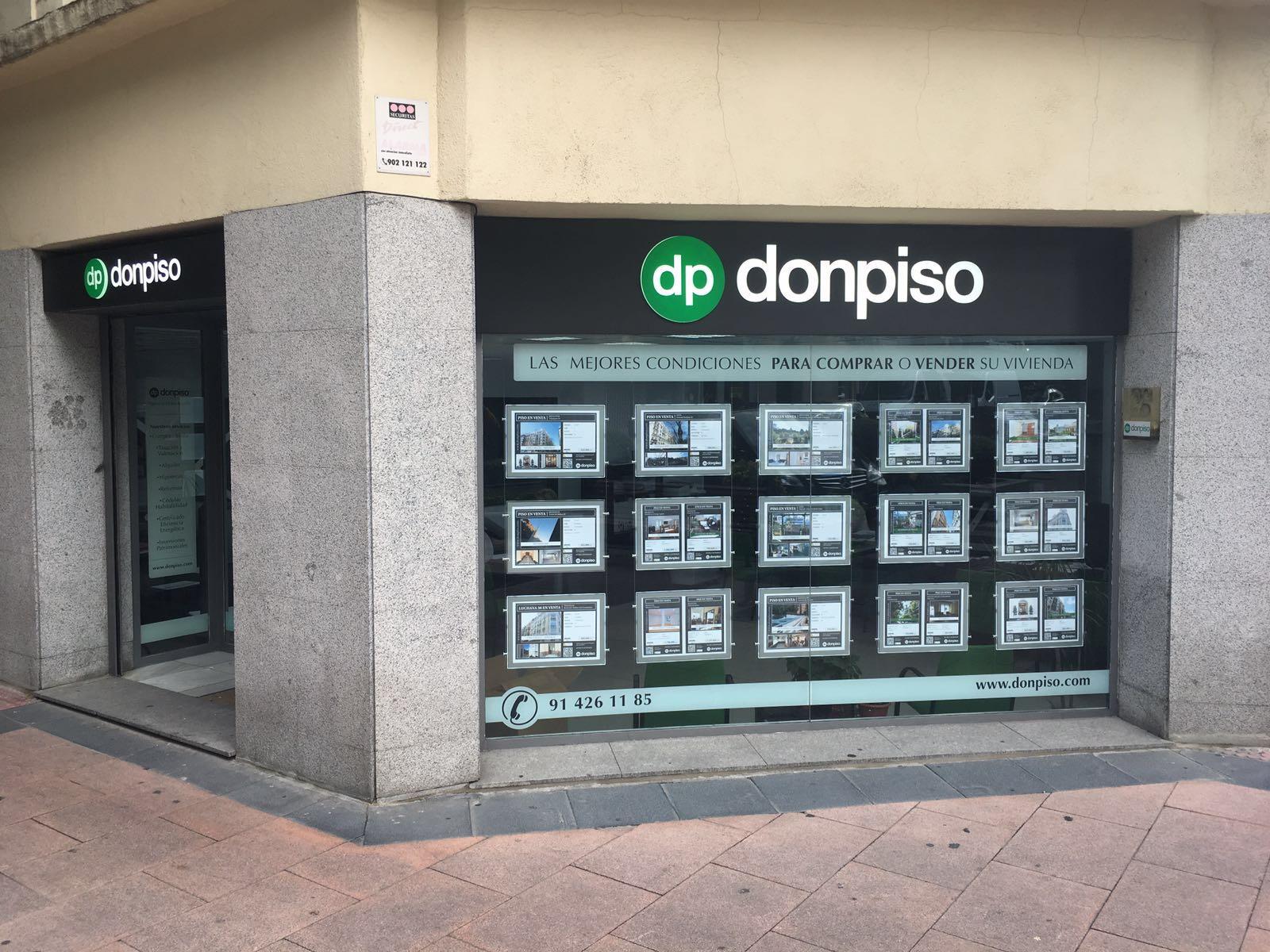 oficina donpiso Barrio de Salamanca