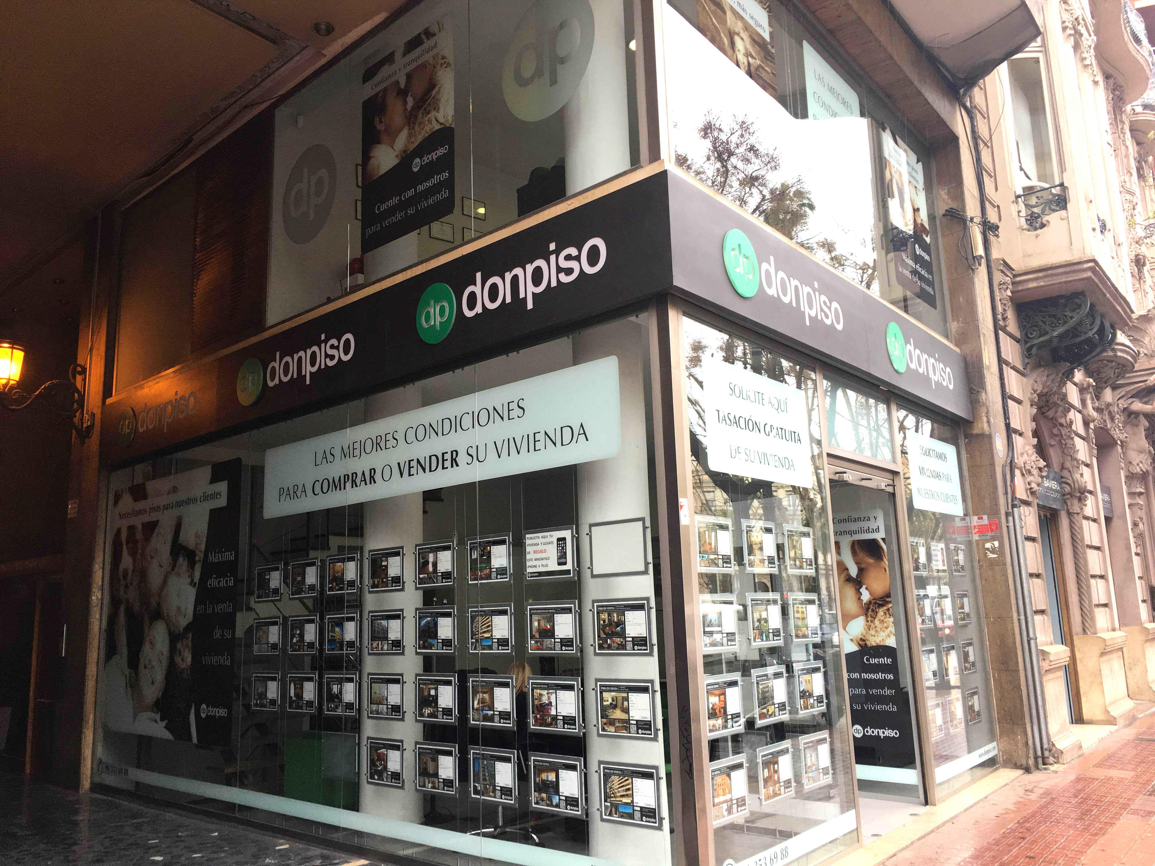 oficina donpiso Valencia Central
