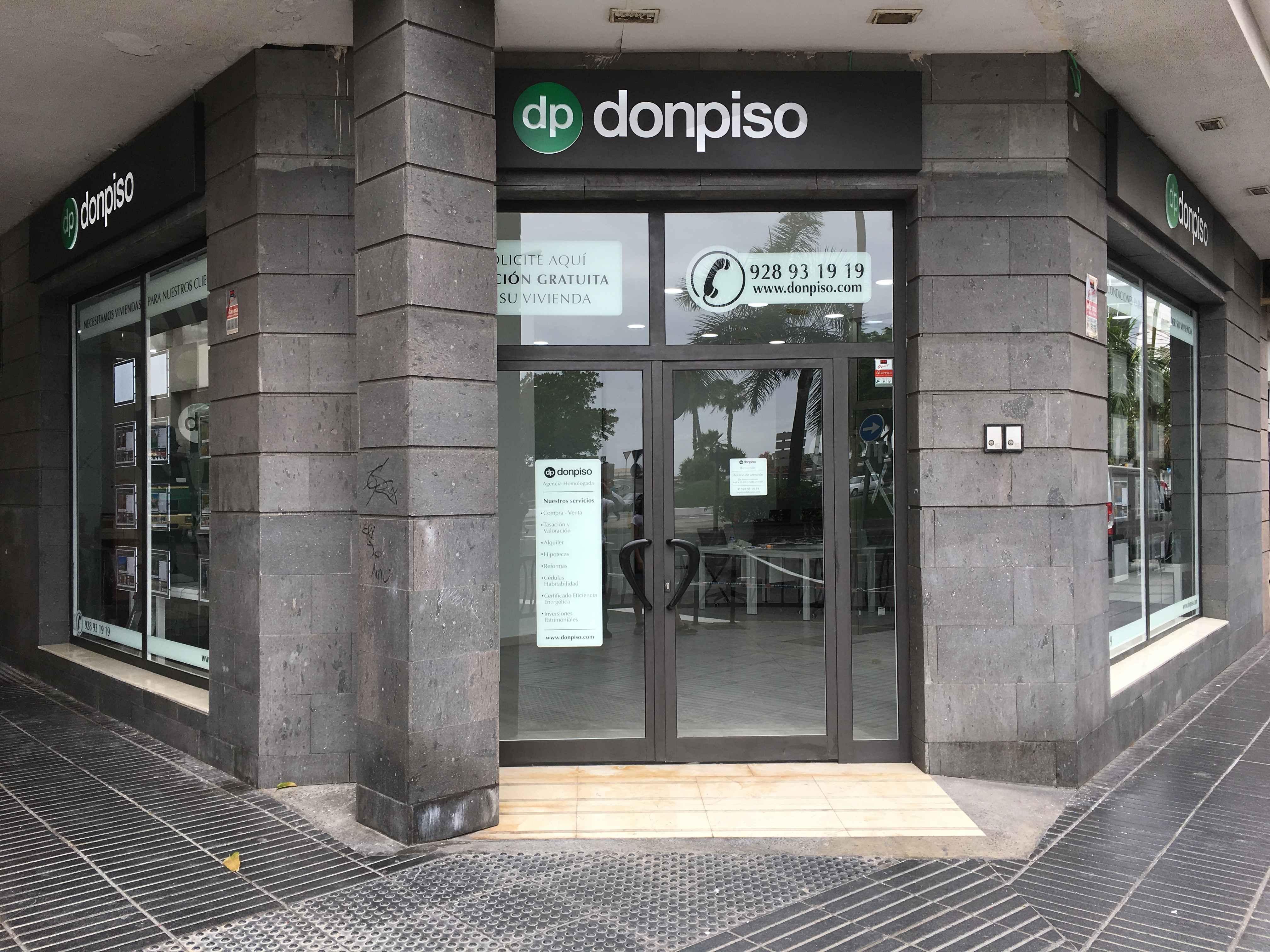 oficina donpiso Las Palmas de Gran Canarias