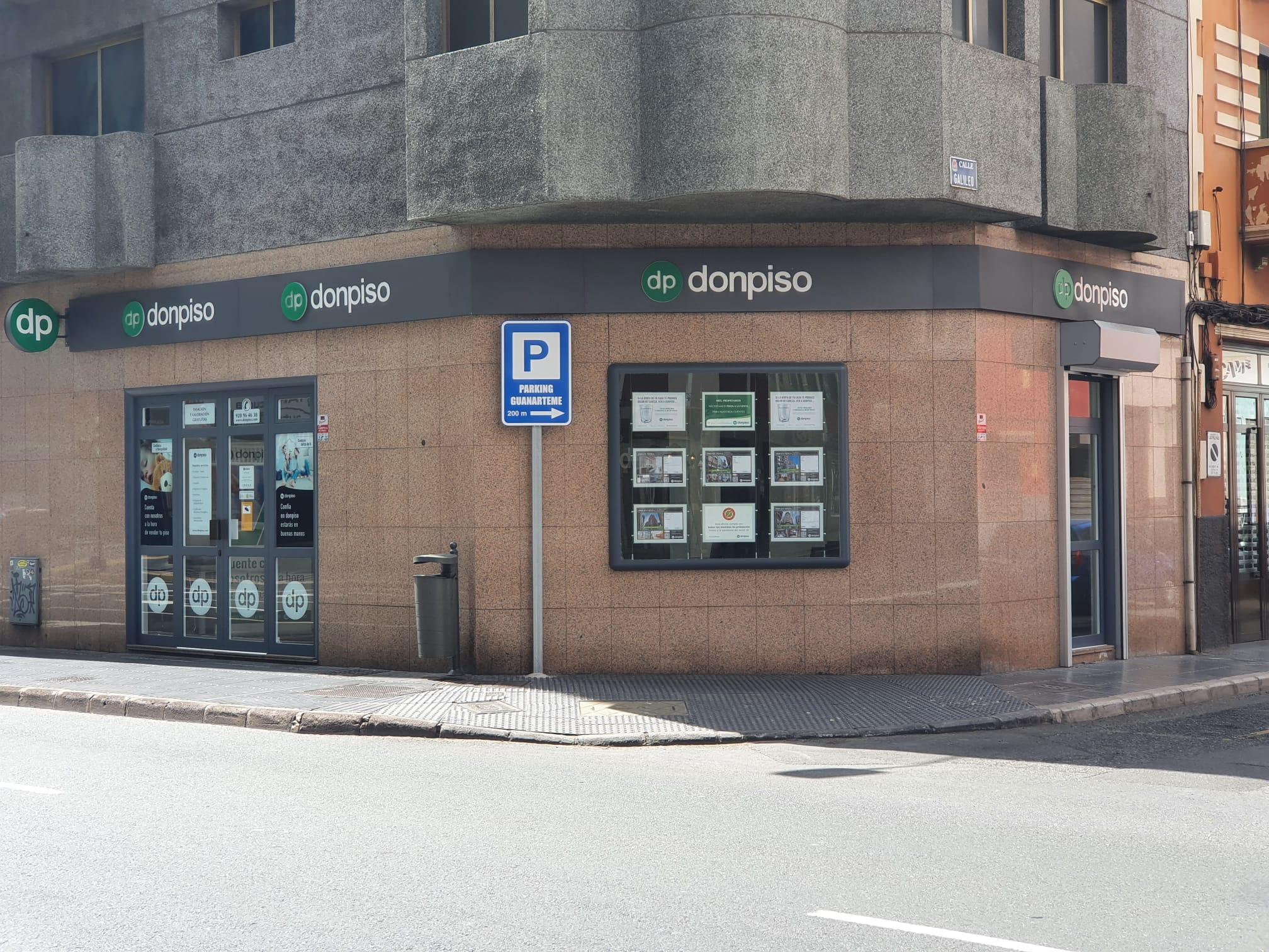 oficina donpiso Las Palmas Canteras