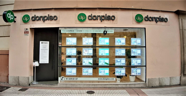 oficina donpiso Madrid Retiro