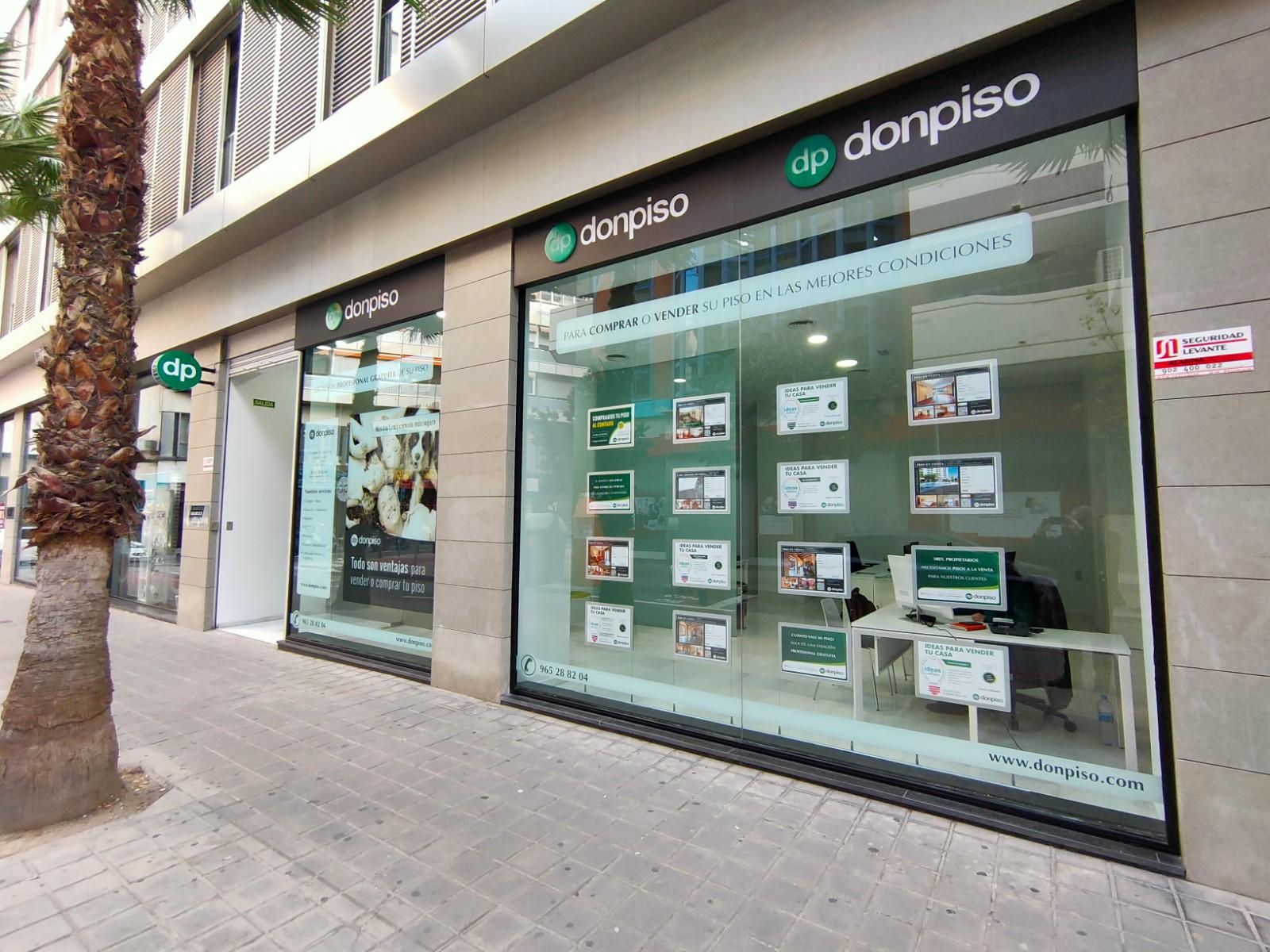 oficina donpiso Alicante Centro