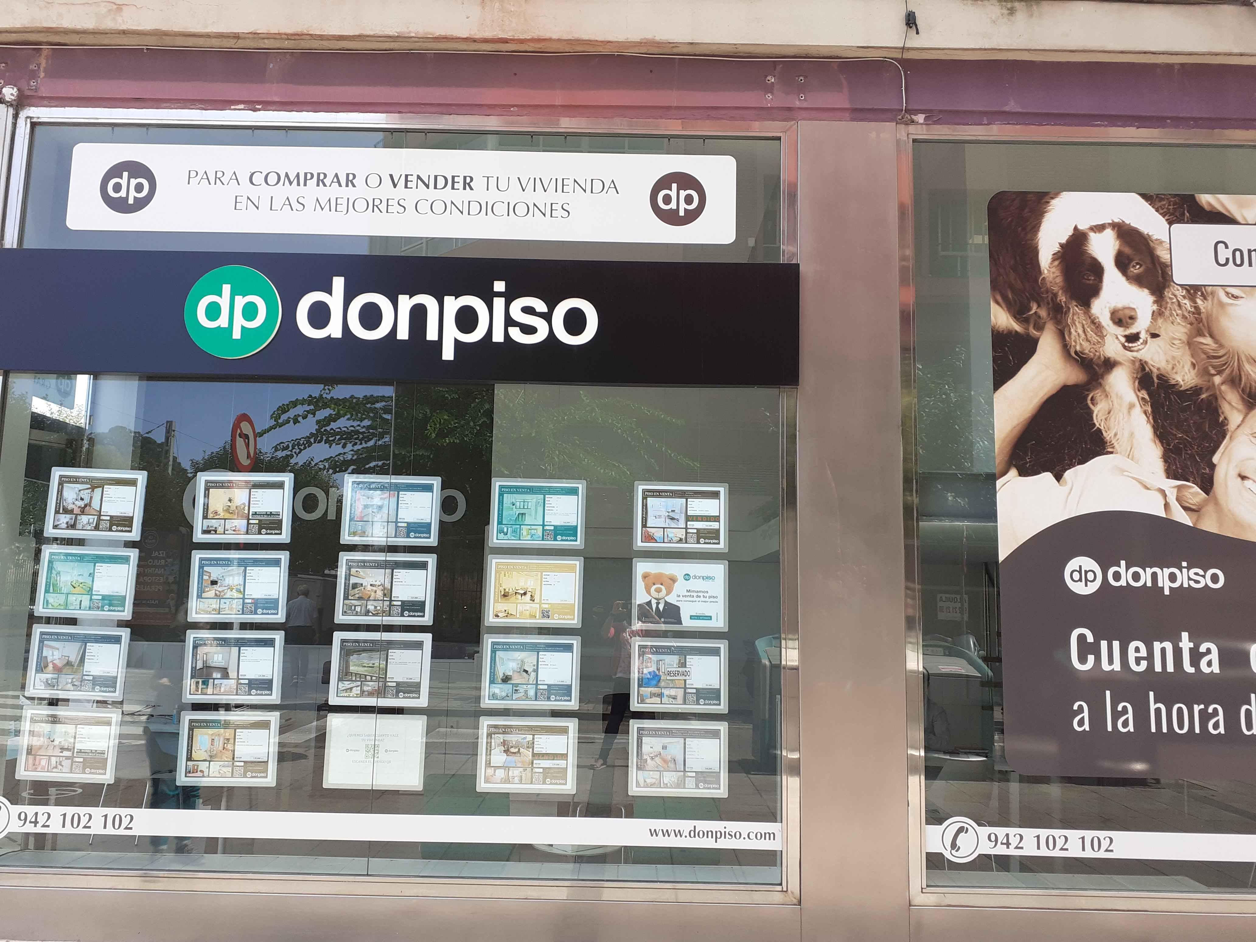 oficina donpiso Santander Castilla