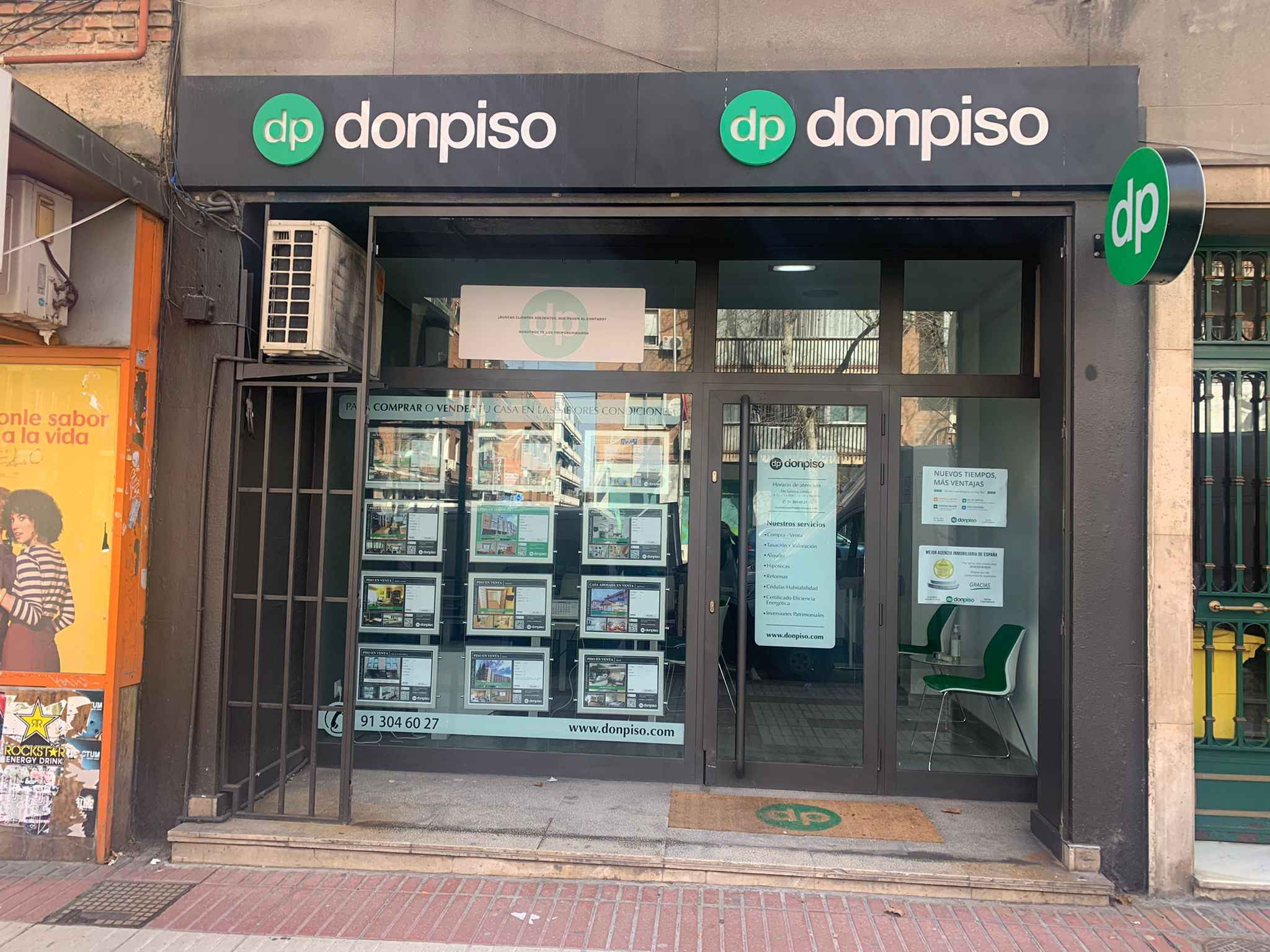 oficina donpiso Madrid Ciudad Lineal