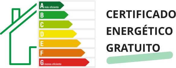 Certificado energético gratuito