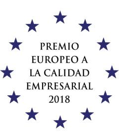 Premio 2018 a la calidad empresarial