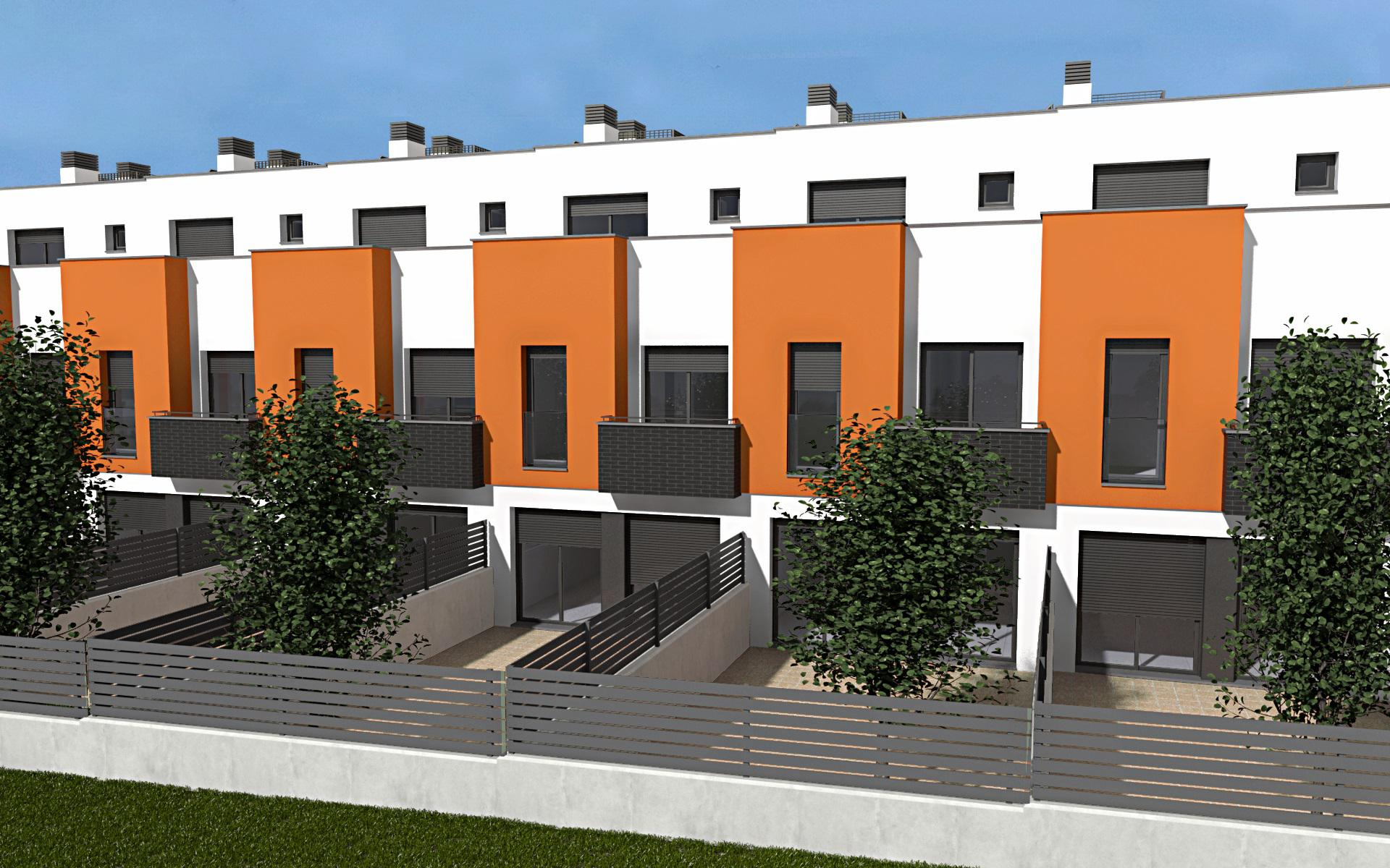 82 - 6 Casas Apareadas en el Llimonet - Ball de Bastons