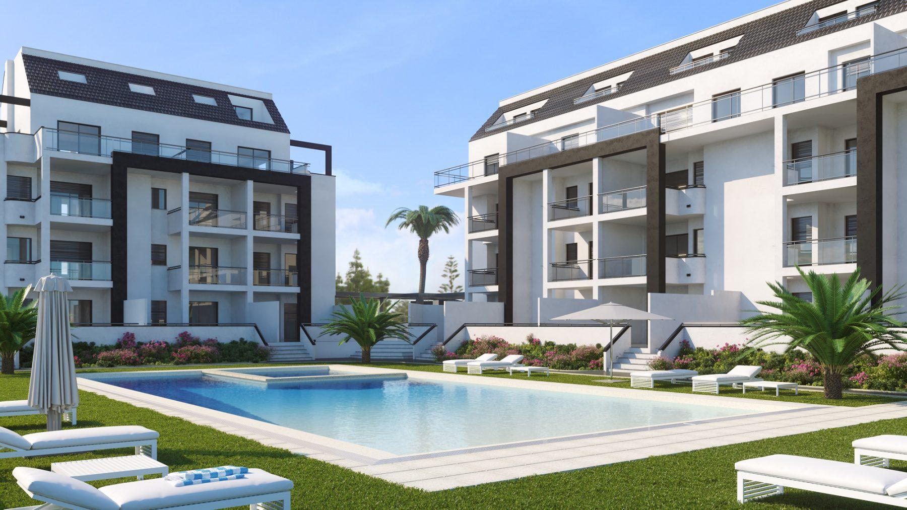 81 - Apartamentos Las MArinas